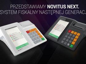 Kasa fiskalna NOVITUS NEXT