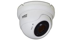 Kamera IP MSJ 3MPx 2,8mm-12mm kopułka POE biała/grafit
