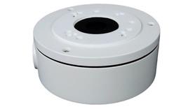 Baza maskująca przewody do kamer z serii 7000/8000 biała/grafit