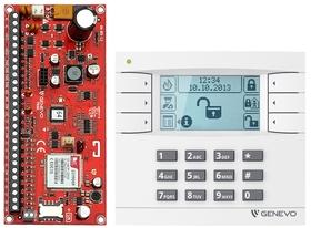 Zestaw GENEVO PRiMA 64 LCD - PRiMA64SET